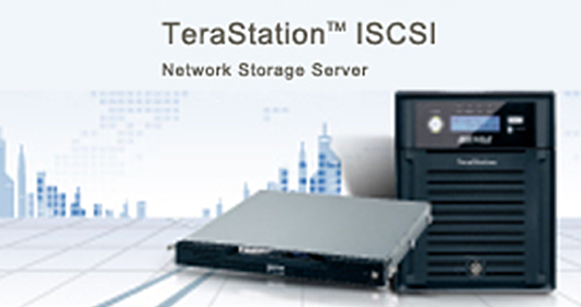 TeraStation iSCSI series